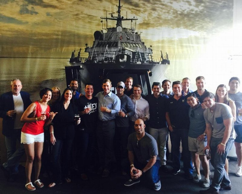 Launching an Innovative Recruiting Company in Technology Sales with Nick Breedlove, USNA '01 & Justin Ossola, USNA '06