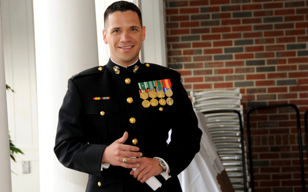 Earning Passive Income through Real Estate with Buddy Rushing, USNA '04