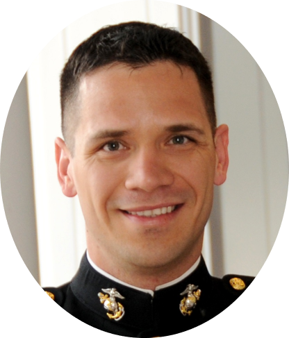 Buddy Rushing, USNA '04