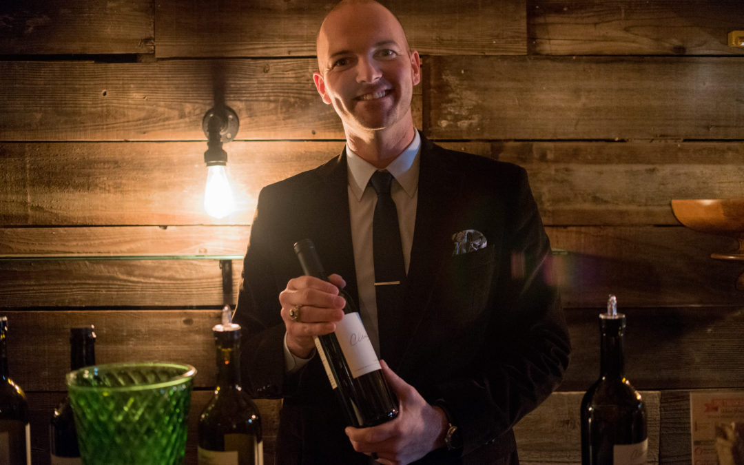 Launching an Online Wine Company with Brian Retherford, USMA '04