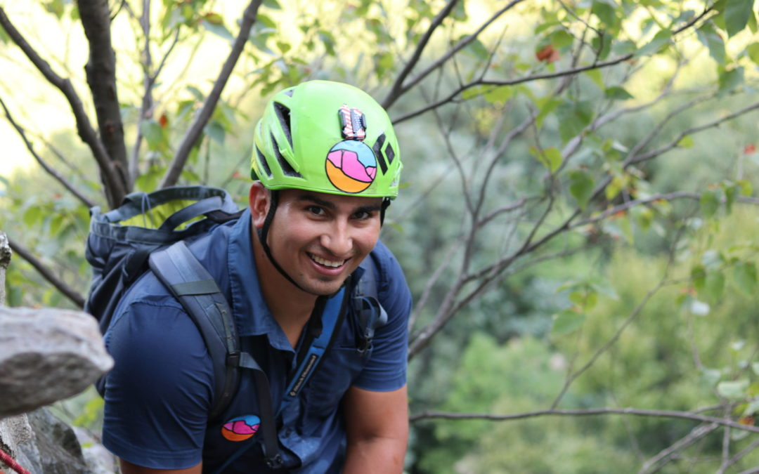 Creating Amazing Outdoor Team Building Experiences with Gerardo Martinez, USNA '11