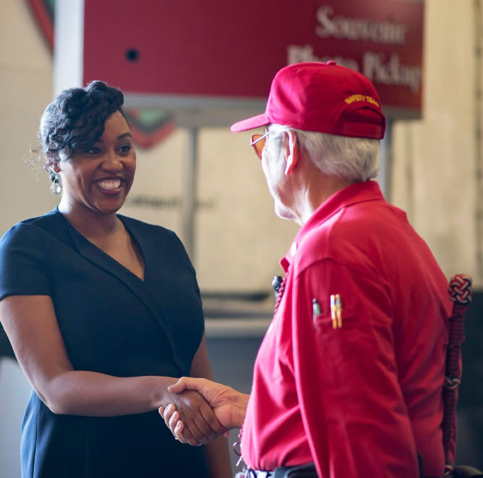 Helping Business Owners Save on Taxes with Chandra Adusei, USNA '05