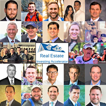 Congratulations to our Real Estate Accelerator Graduates!