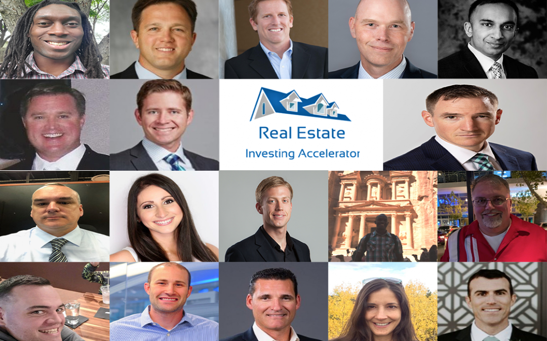 Congratulations Real Estate Accelerator Graduates!