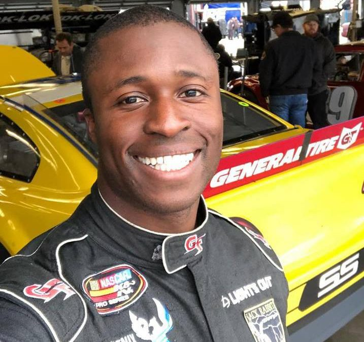 From Naval Officer to NASCAR Driver with Jesse Iwuji, USNA '10