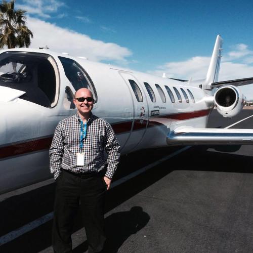 Starting an Aviation Business with Dave Jesurun, USAFA '96