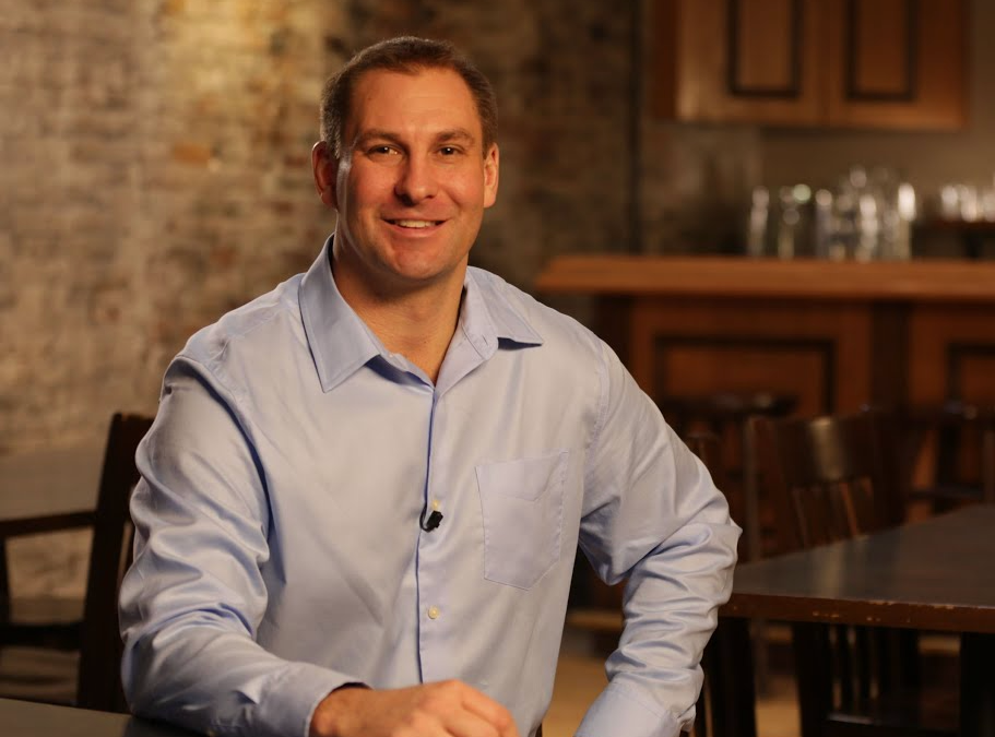 Navy Veteran Chris Tyll (USNA '01) on Becoming a Successful Real Estate Developer