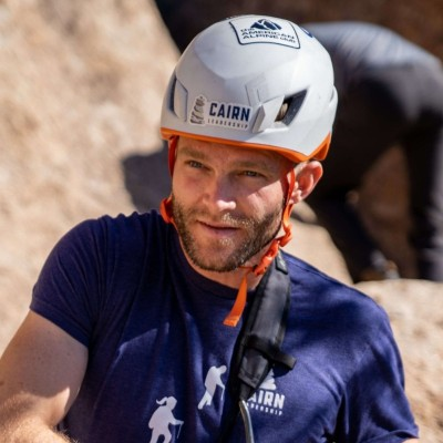 Coaching Leaders through Outdoor Adventures with Knight Campbell, USNA '06
